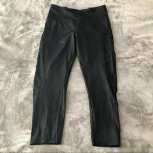 Forever 21 athletic leggings with pocket